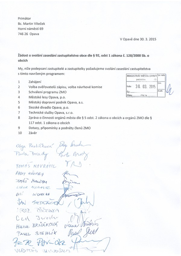 2015-03-30-Zadost o svolani ZMO