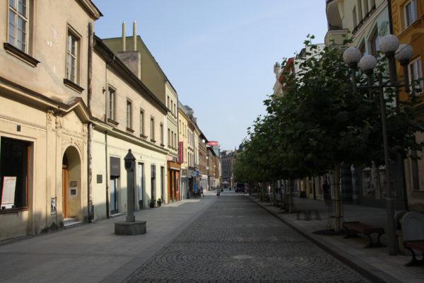 Ostrožná ulice